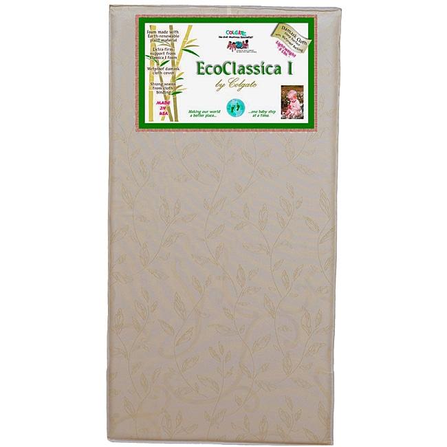 Colgate EcoClassica I Organic Cotton Crib Mattress