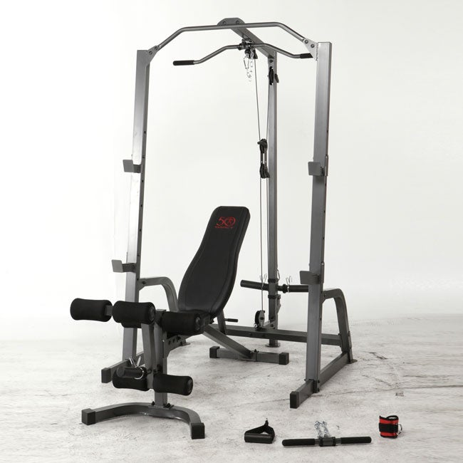 Impex Marcy Power Cage Utility Bench Free Shipping Today Overstock Com 13757951