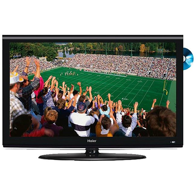 Haier HLC24XLP2 1080p 24-inch LED HDTV/DVD Combo (Refurbished) - Thumbnail 0