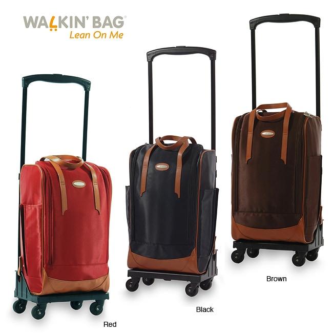 Walkin'Bag JetCart Lightweight Carry-on Laptop Tote