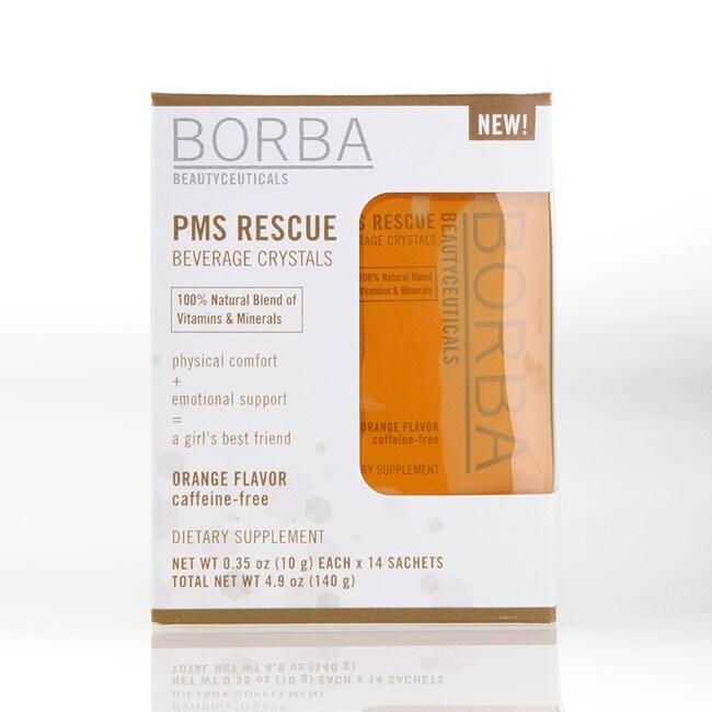 Borba PMS Rescue Beverage Crystals