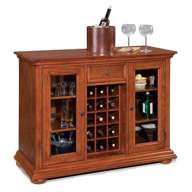 Genial Homestead Bar Cabinet