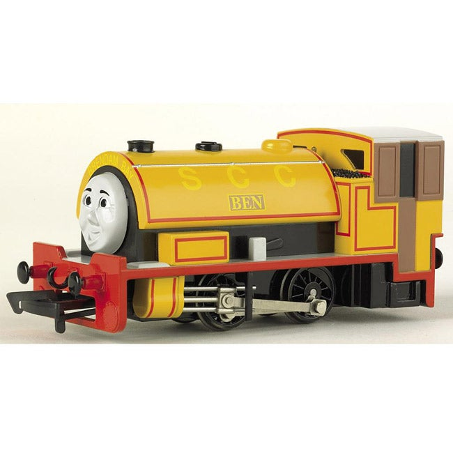 Bachmann HO Scale Thomas and Friends Ben with Moving Eyes...