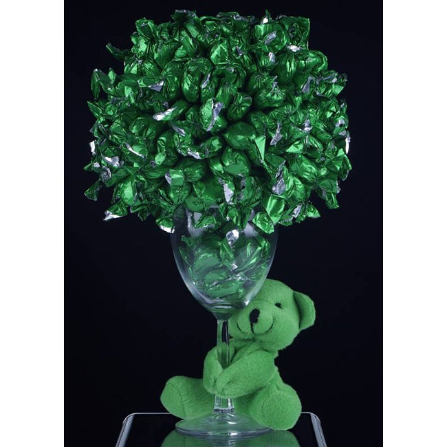 Party Pops Lime Green Bear