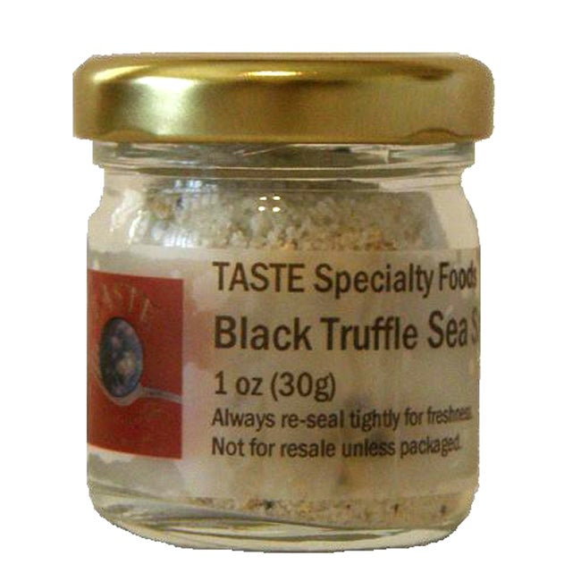 Taste Specialty Foods 1-oz Black Truffle Sea Salt (Pack of 3)