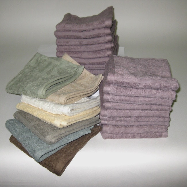 Times Square Wash Cloths (set of 18)