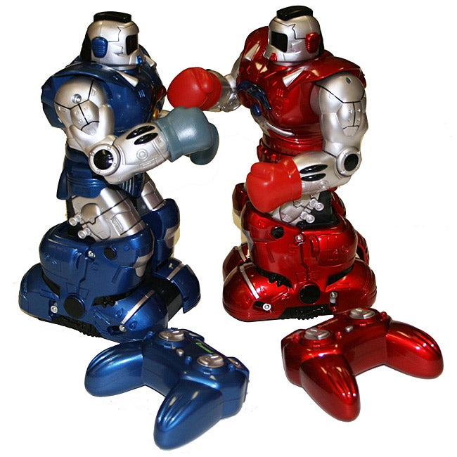 Cybotronix Boxing Fighters Techno K.O.
