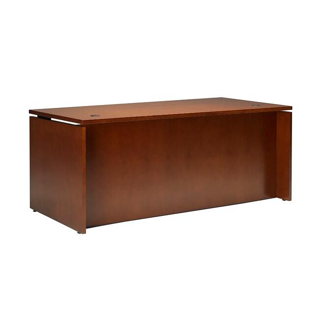 Mayline Stella Series 72x30-inch Straight Front Desk