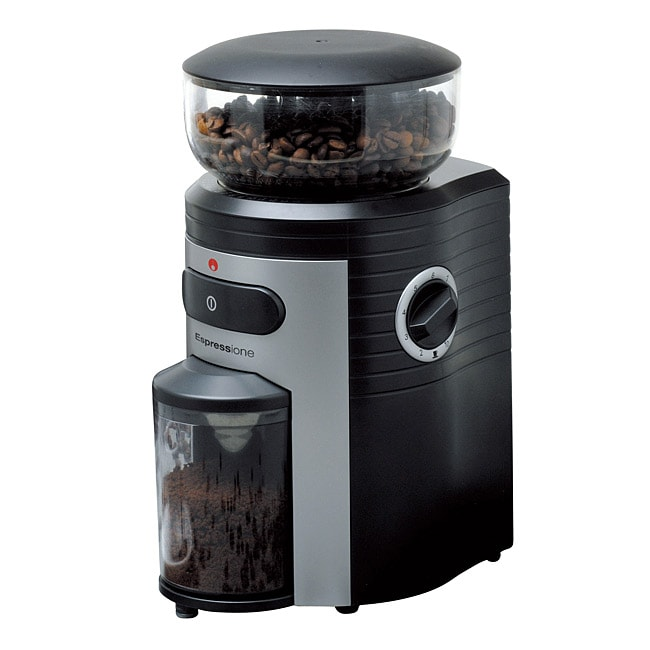 Espressione Professional Conical Burr Coffee Grinder (Esp...