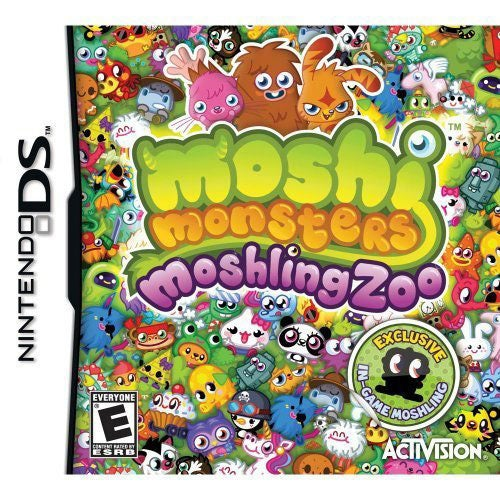 NinDS - Moshi Monsters
