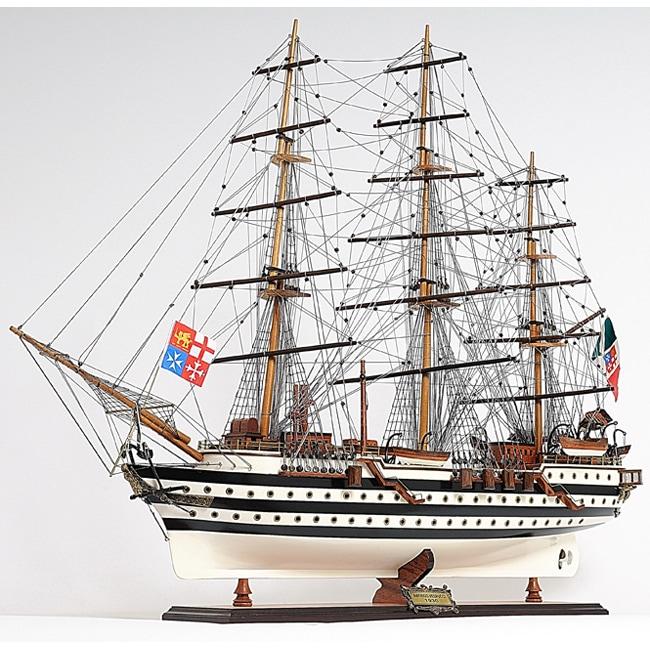 OMH Amerigo Vespucci Painted Model