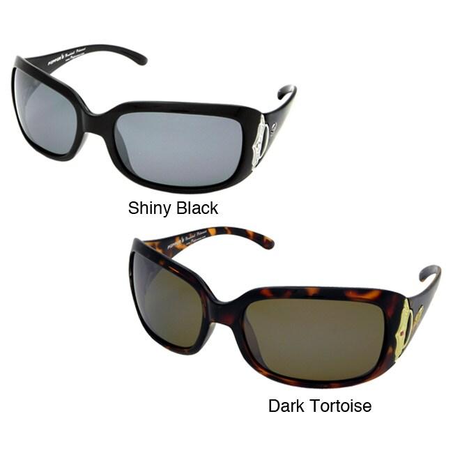 Pepper's Women's 'Monika' Polarized Fashion Sunglasses