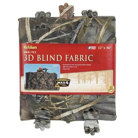 Allen Company Adv Max 4 Omni-tex 3D Blind Fabric