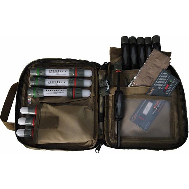 LazerBrite 6-light Green and Infrared Drop/ Landing Zone Kit