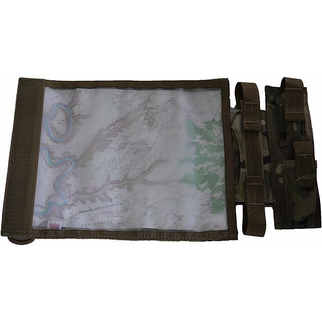 LazerBrite Multi Camo Map Case