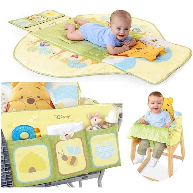 Baby Einstein Winnie The Pooh 3-n-1 Cart Cover