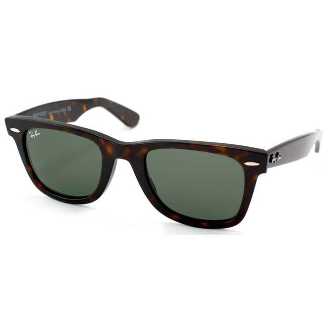 ray ban rb2140 original wayfarer sunglasses 50mm  Ray-Ban RB2140 Original Wayfarer 902 50 mm Havana Sunglasses ...