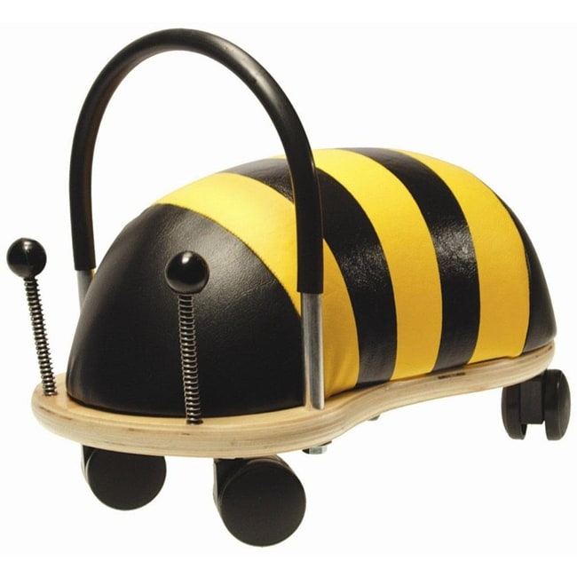 Prince Lionheart Small Bee Wheely Bug