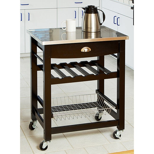 Stainless Steel Kitchen Island Free Shipping Today
