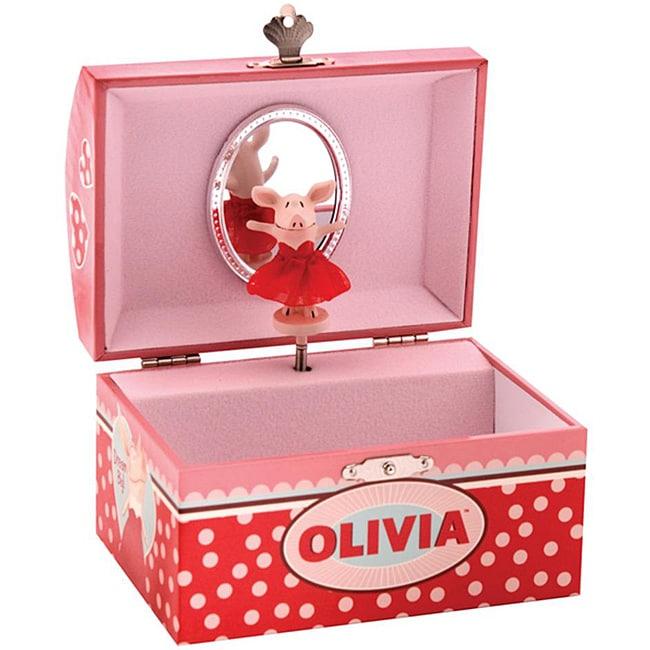 Schylling Olivia Jewelry Box