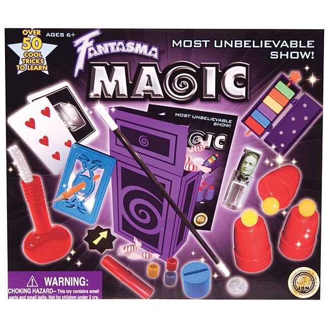 Bright Products Most Unbelievable Magic Show Play Set
