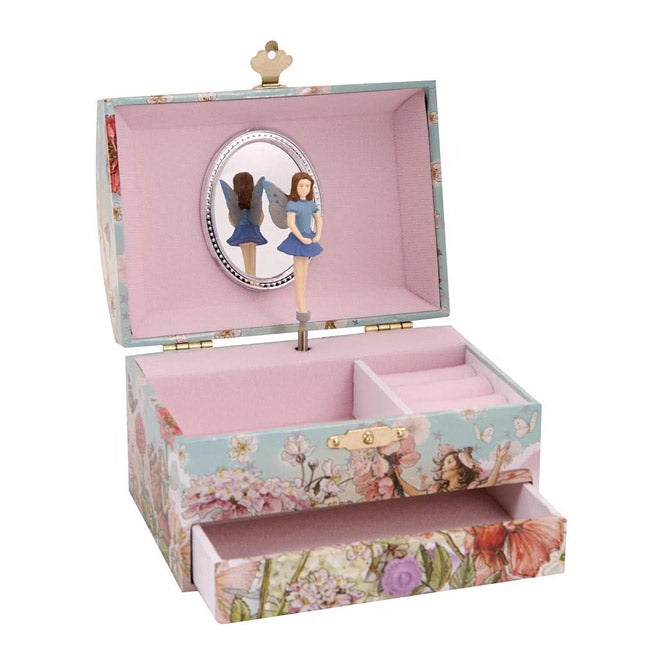 Schylling Flower Faires Jewelry Box