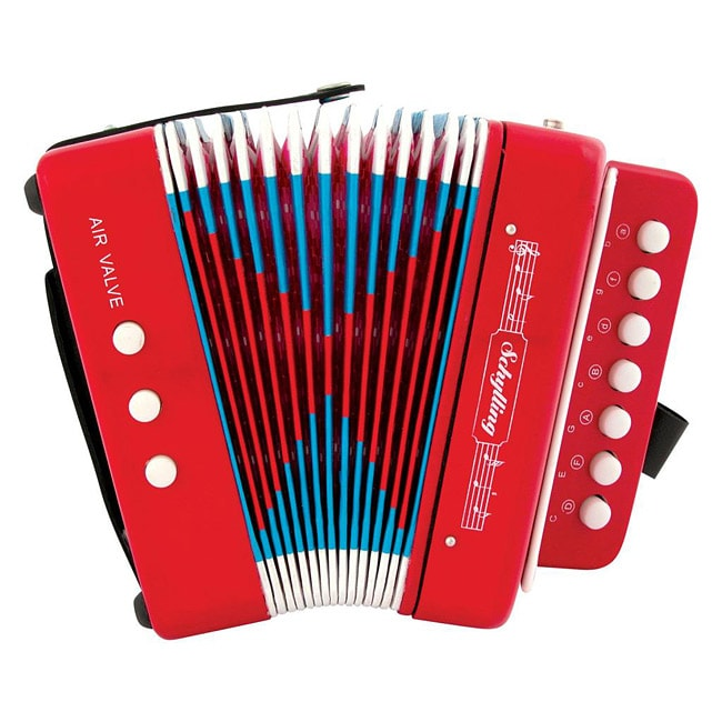 Schylling Classic Accordian Play Set
