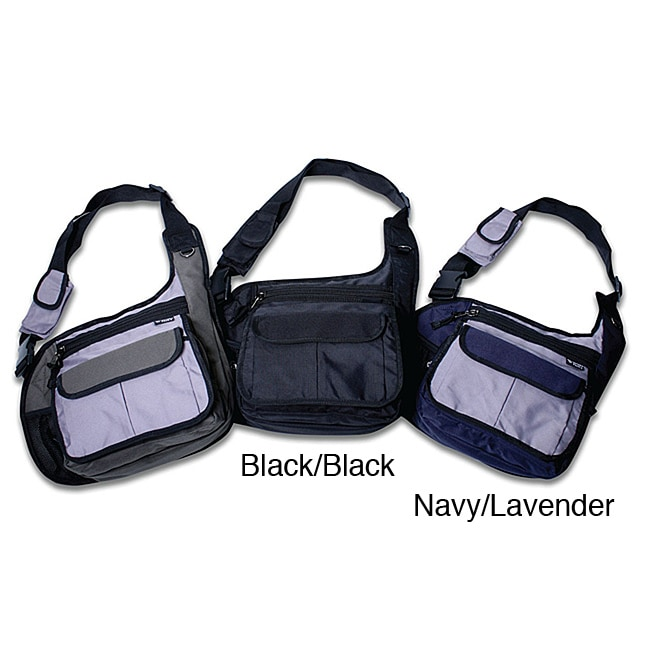 Western Pack 15-inch Body Messenger Bag