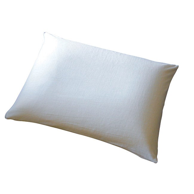 Splendorest 'Perfect' Traditional Shape Molded Memory Foam Pillow - Thumbnail 0