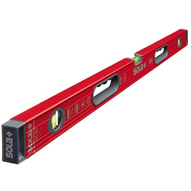 Sola Big Red 48-inch Professional Box Level