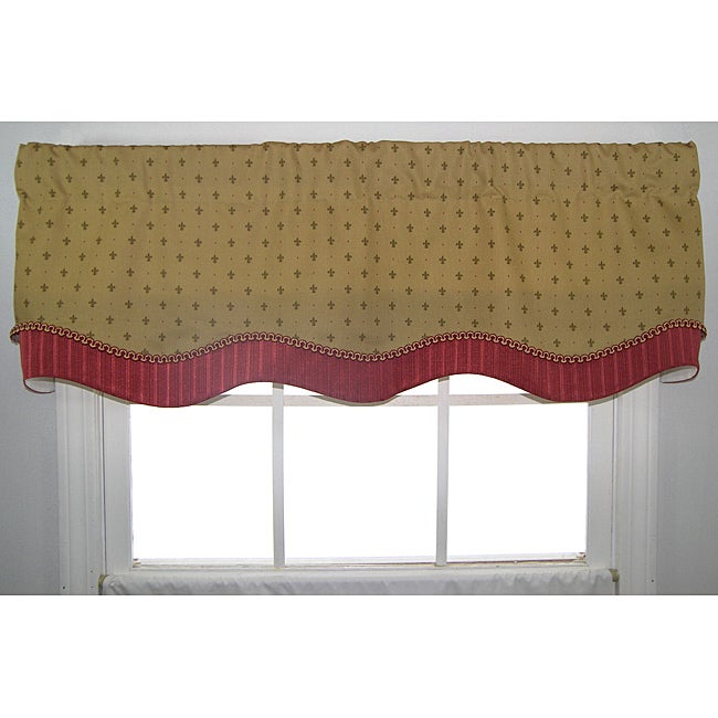 Coat of Arms Glory Valance