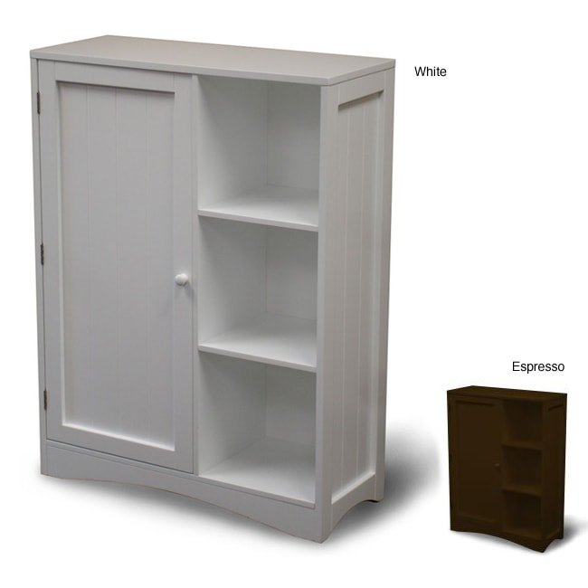 storage cabinet with door and shelves free shipping. Black Bedroom Furniture Sets. Home Design Ideas