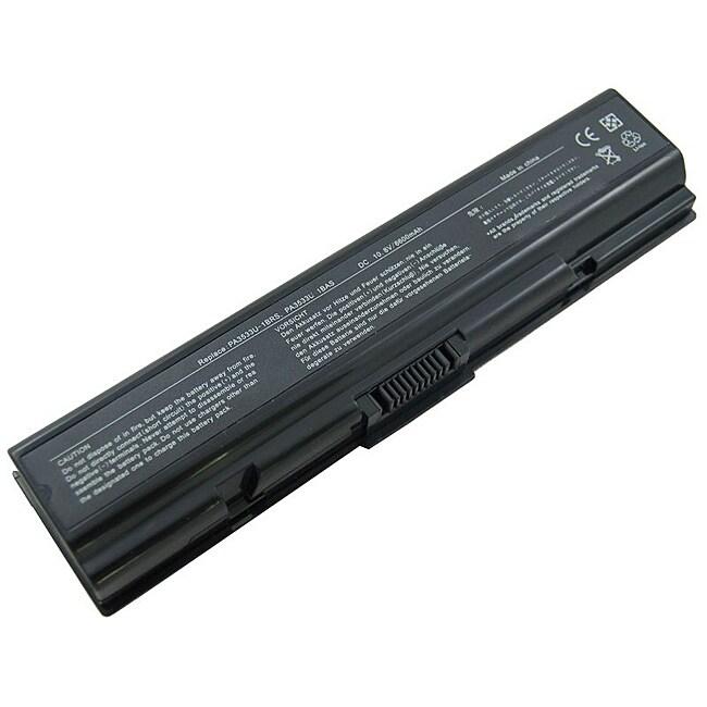 9-cell Laptop Battery for TOSHIBA PA3534U-1BAS/ PA3534U-1BRS