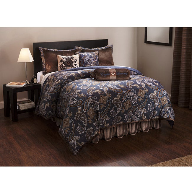 English Laundry Ashton Queen-size Bedskirt