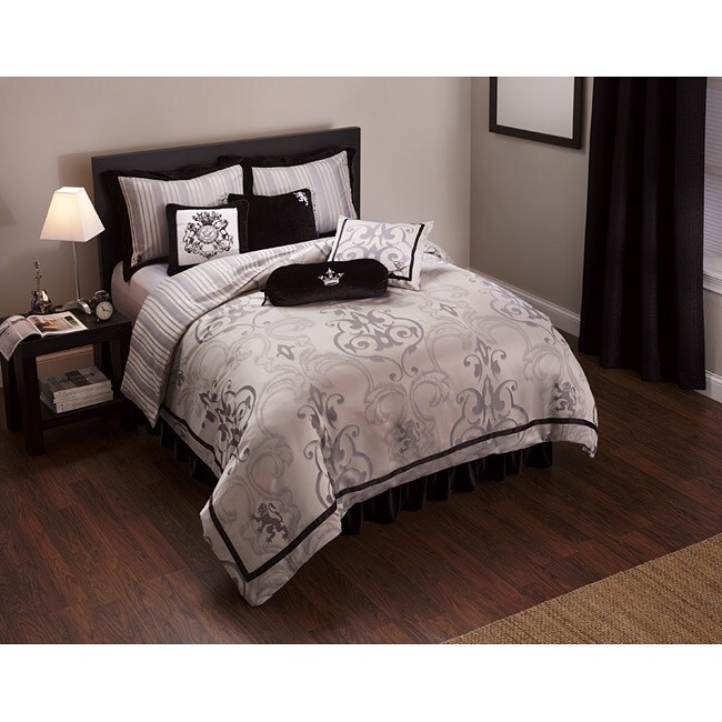 English Laundy Bury King-size 3-piece Duvet Cover Set