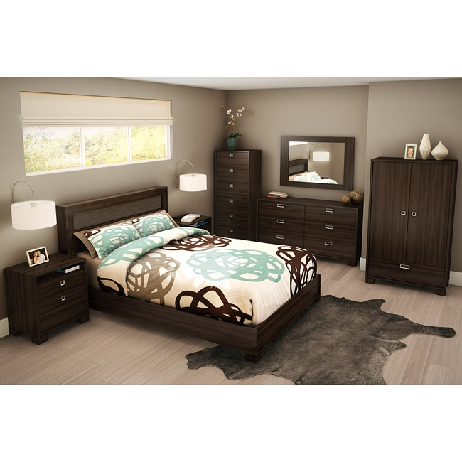 Source Collection 6-piece Queen-size Bedroom Set