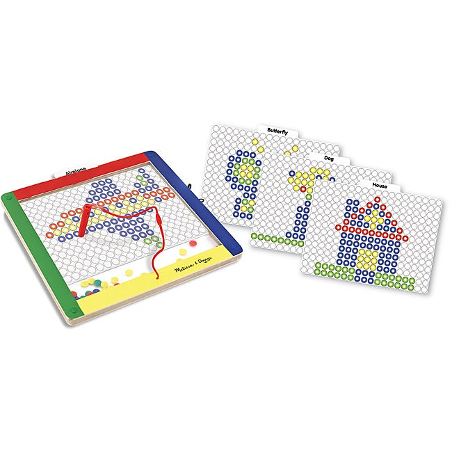 Melissa & Doug Magnetic Picture Maker Play Set