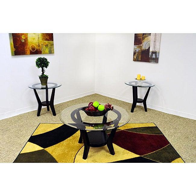 Hilside 3-piece Coffee Table Set