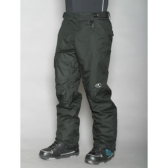 Marker Men's Freeride Black Ski Pants