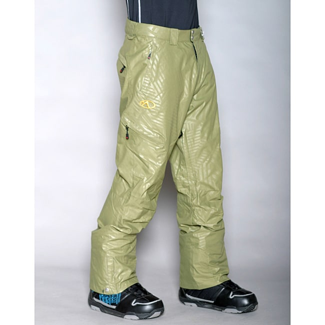 Marker Men's Cargo Army Ski Pants