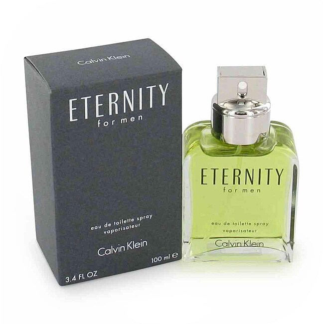 Eternity by Calvin Klein Men's 6.7-ounce Eau de Toilette Spray