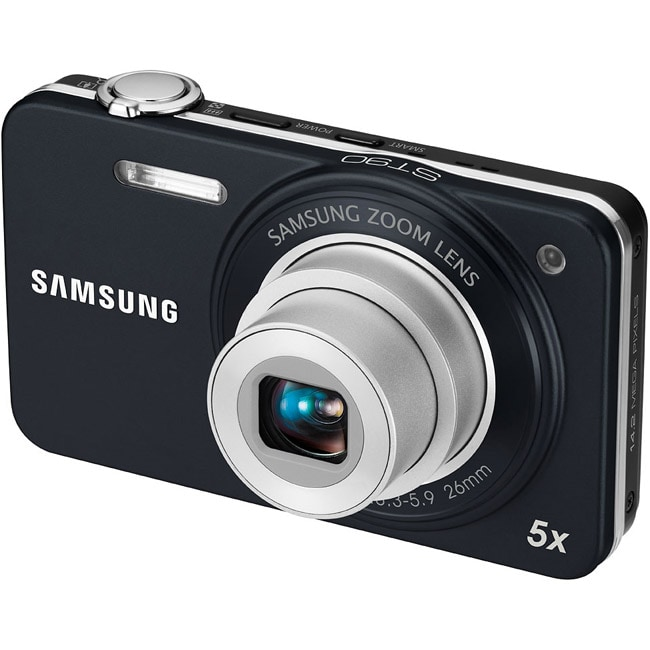 Samsung ST90 14MP Indigo Digital Camera - Thumbnail 0