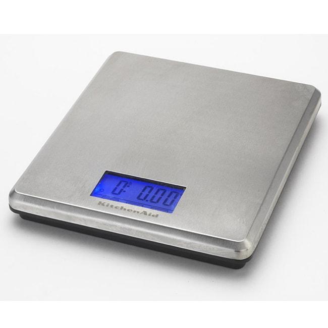 Kitchenaid Black Pro Electronic Scale