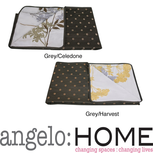 angelo:HOME Hyde Park Cotton Throw - Free Shipping On Orders Over $45