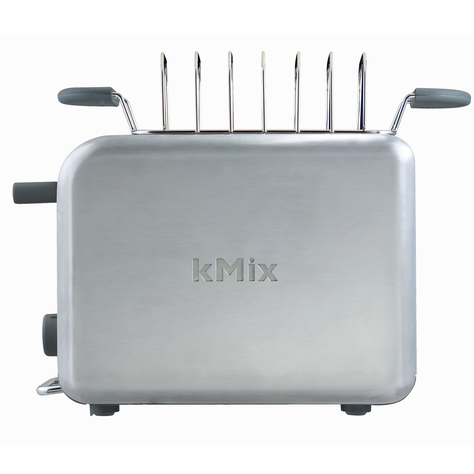 DeLonghi kMIX 2-slice Stainless Steel Toaster