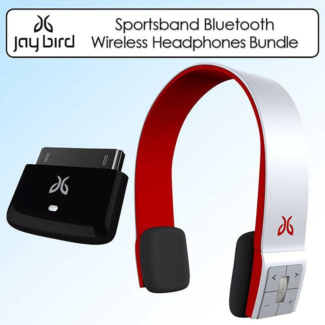 JayBird SB2RR Sportsband Bluetooth Red Wireless Headphones