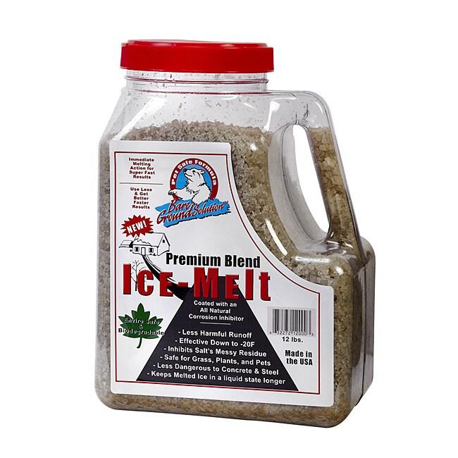 Snow Joe Bare Ground Premium Blend 12-pound Ice (White) M...