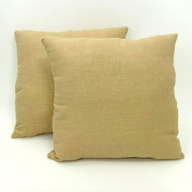 Tuscany 18-inch Throw Pillows (Set of 2)