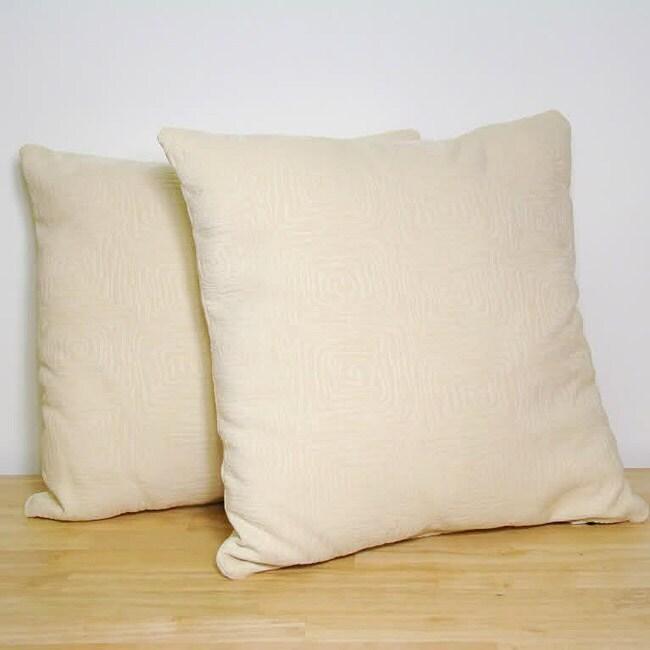 Mirage Throw Pillows (Set of 2)
