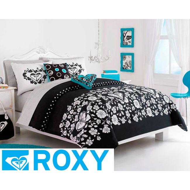 Roxy Alexis 7-piece Duvet Cover Bed in a Bag with Sheet Set